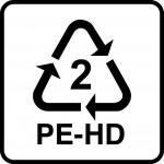 Kunststoff 2 HDPE