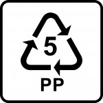 Kunststoff 5 PP